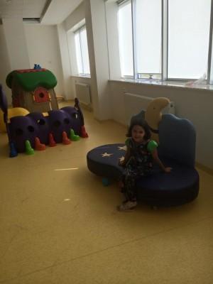 Betül ile oyun odası